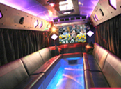 Madison Party Buses